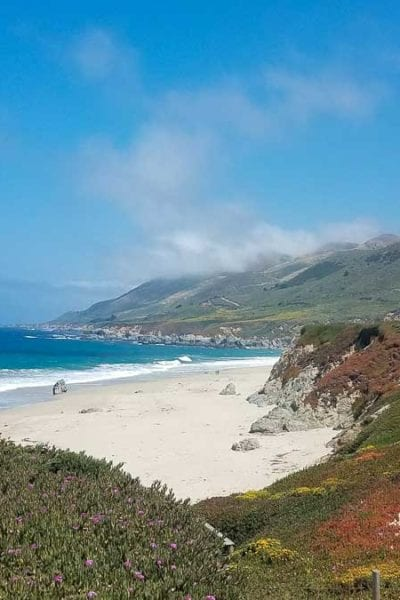 Most gorgeous California beaches - Garrapata State Park