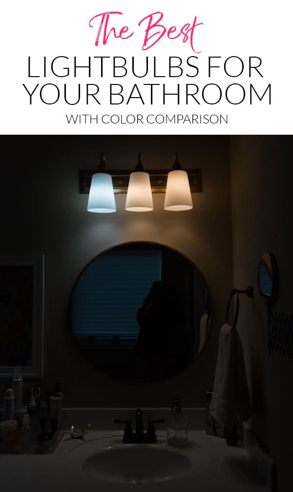 Daylight vs Soft White Lightbulbs