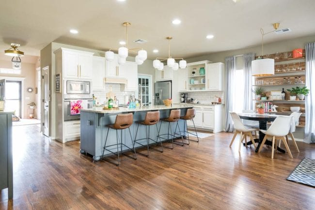 How To Decorate An Open Floor Plan 7 Design Tips