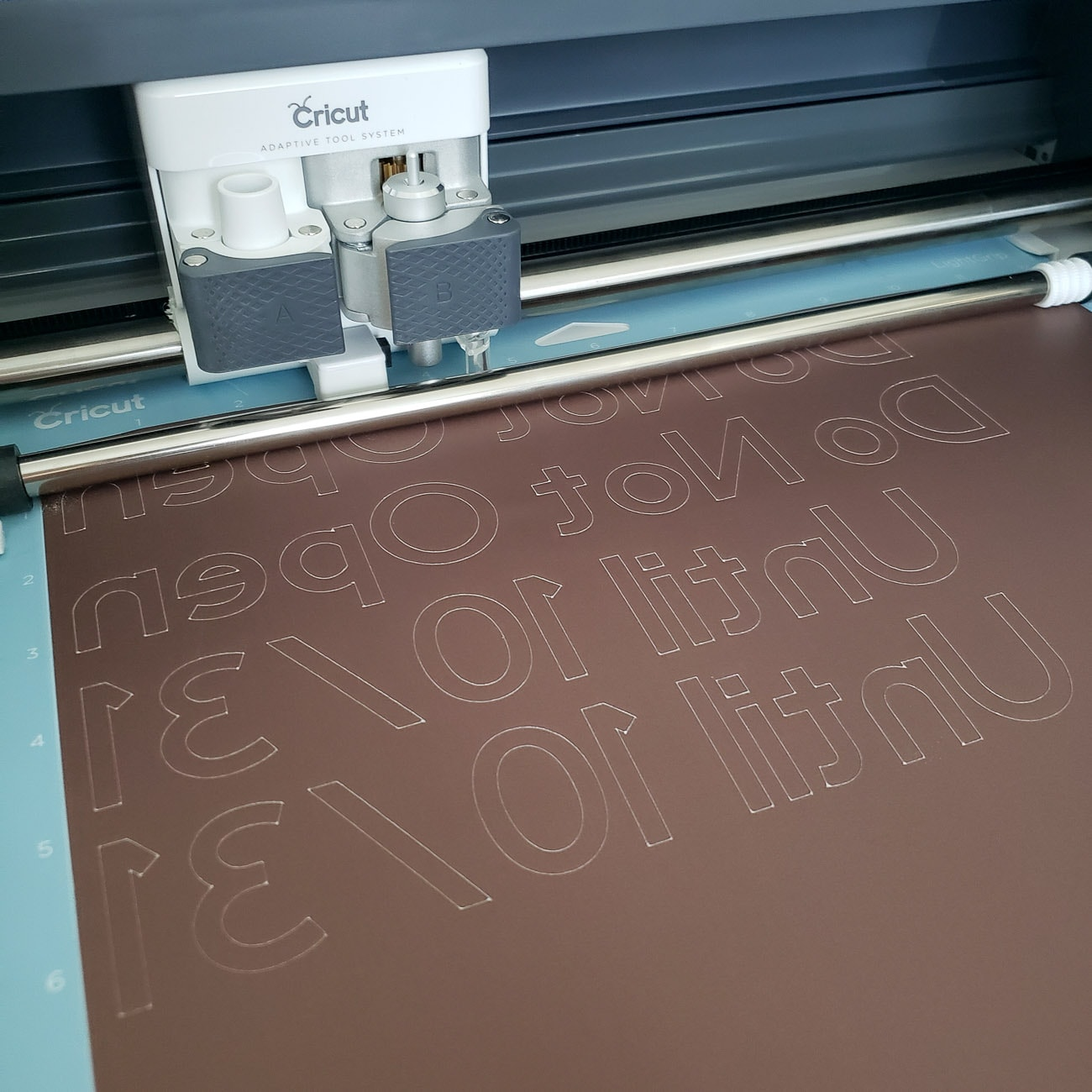 Photo of Cricut Infusible Ink