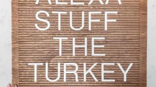 Thanksgiving Letter Board Ideas