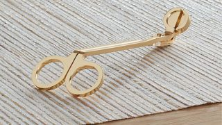 Gold Wick Trimmer