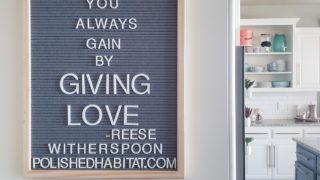 Valentine's Day Letter Board Ideas