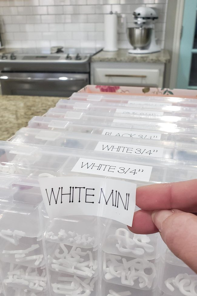 Smart Labels for Cricut Joy